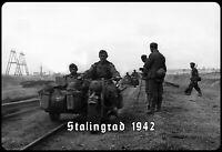 Soldaten Stalingrad 1942 Blechschild Schild gewölbt Tin Sign 20 x 30 cm FS1060