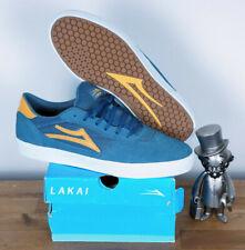 Lakai Footwear Skate Schuhe Shoes Cambridge Slate Yellow Suede 14/49,5