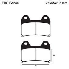 EBC FA244 Organic Replacement Brake Pads for Ducati 748 R 2000