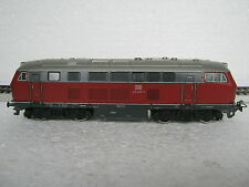 Märklin HO/AC 3075 Diesel Lok BR 216 025-7 DB rot (CO/45-33R7/15)