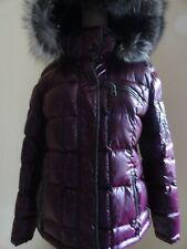 Womans Skea Jacket with Fur Trim, Sz 10   NWT