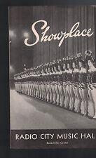 Radio City Music Hall Showplace August 26 1954 Jane Powell Howard Keel