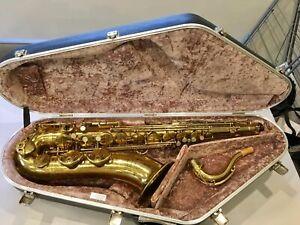 1950 Selmer Super Balanced Action Tenor Saxophone SBA 1950 SN 43xxx