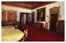Vintage PostcardMaster Bedroom, John Ringling Mansion, Sarasota, Florida S 54