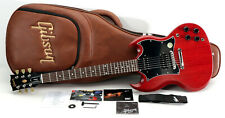 Gibson SG Standard Tribute 2019 Electric Guitar - Vintage Cherry Satin