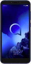 Alcatel 1S 2019 5024F 64+4GB RAM DUAL SIM ITALIA NUOVO 4G Smartphone Android Blu