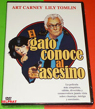 EL GATO CONOCE AL ASESINO / THE LATE SHOW -DVD R2- English Español - Precintada