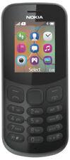 Nokia 130 (2017) - Schwarz (Ohne Simlock) Cellular Phone (Dual SIM) Bluetooth VP