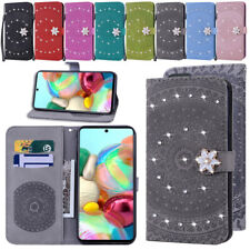 Case For Samsung A20 A51 A71 S10 A20S A70S Phone Leather Flip Card Wallet Cover