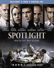 Spotlight (Blu-ray ONLY, 2016)