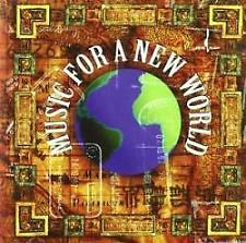 Music For A New World - Various (NEW CD)