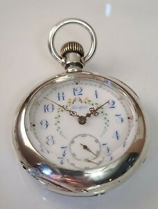 Absolutely gorgeous 18s rockford pocket watch