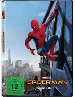Spider-Man Homecoming (2017)(DVD/NEU/OVP) Marvel /Tom Holland, Michael Keaton,