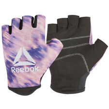 Reebok Women's Fitness Training Gloves Weight Lifting Fingerless Gym RAGB-1362