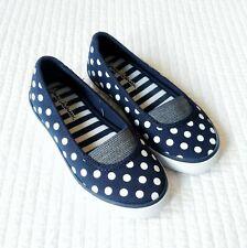 HTF Rare Hanna Andersson Polka Dot Shoes
