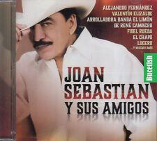 Joan Sebastian y Sus Amigos Alicia Villareal Alejandro Fernandez Valentin Elizal
