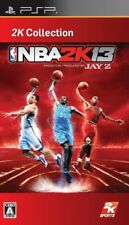 USED PSP  nba 2k13 2k sony playstation