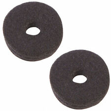 A pair of Drum Tech 40mm Cymbal Felts