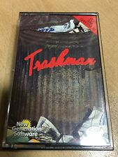 Trashman For Sinclair Spectrum By New Generation Software