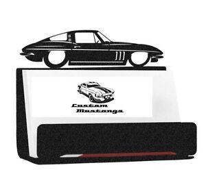 Hotrod Business Card Holder Chevrolet Corvette Stingray C2 63 64 65 66 67 427 V8