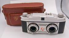 TDC Stereo Colorist 35mm Film Camera w/ Rodenstock-Trinar 35mm F3.5 Lenses