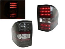 DEPO NO ERROR LED Black Tail Light For 04-08 Ford F150 / F-150 Pickup Flareside