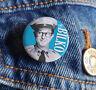 Sgt Bilko - traditional Small Button Badge - 25mm diameter