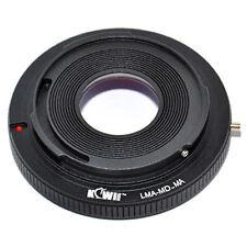 Adapter Mount Ring Minolta MD Lens to Camera Photo Sony Alpha Minolta AF