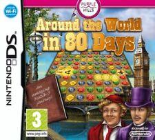 Autour du monde en 80 jours (Nintendo DS) - Jeu 8OVG Bon Marché Rapide Livraison Gratuite