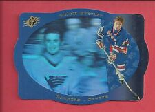 WAYNE GRETZKY 1996-97 SPx #39 New York Rangers Blues Kings Oilers