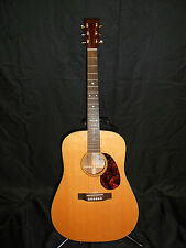 CF Martin & co. SWDGT Acoustic guitar with hard shell case