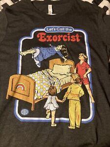 Let's Call The Exorcist Retro Horror Halloween Shirt