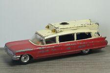 Superior Ambulance on Cadillac Chassis - Corgi Toys 437 England *37844