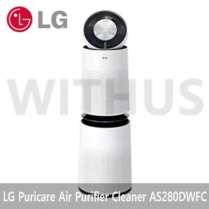 LG Puricare Air Purifier Cleaner AS280DWFC 360°