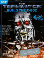 Hachette The Terminator Build the T-800 1:2 Scale Issue 87  **NEW & SEALED**