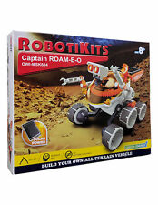 OWI-MSK684 Captain Roam-E-O All Terrain Solar Powered DIY Robot Kit -2017