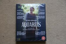 Blu-ray Aquarius (Arrow Films) Brandneu Versiegelt UK Stock