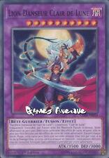 Yu-Gi-Oh ! Lion Danseur Clair de Lune LED4-FR054 (LED4-EN054) VF/COM