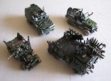 4X Warhammer 40k Ork Vehicles Trucks