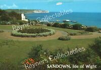 Battery Gardens, Sandown, Isle of Wight Collectable Postcard - B1/86