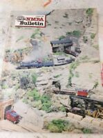 VINTAGE TRAIN MAGAZINE August 1987 NMRA Bulletin