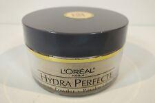 L'Oreal Hydra Perfecte Perfecting Loose Powder 918 Medium 14.1g New
