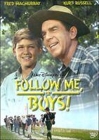 Follow Me, Boys! [New DVD]
