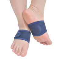 1Pair Relief Achy Pain Feet Cushioned Arch Supports Shock Absorber Foot Healthy