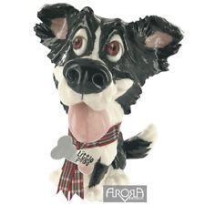 Little Paws 317 LP Gyp The Border Collie Dog Figurine 13804
