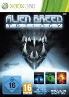 Alien Breed Trilogy - Xbox 360 - USK16 * Neu Versiegelt