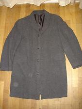 Springfield manteau gris en laine taille L -4  voir mesures en CM TBE