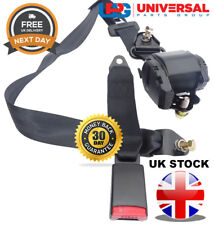 Universal 3 Point Inertia Seat Belt Kit E4 Rated & Certified UK Supplier