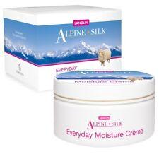 Alpine Silk Pure White Everyday Moisture Creme  - 250g.