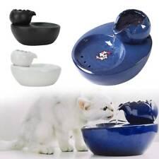 Keramik Trinkbrunnen Wasserautomat Wasserspender Haustier Katze Hunde Brunnen
